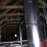 pevné tubusy Plus - podkroví rodinného domu
