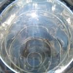 pohled do světlovodu ALLUX 550 Plus (pevný zrcadlový tubus)