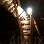 zateplení celého tubusu - zde použit tubus ALLUX Flexi i ALLUX Plus (kombinace obou tubusů)