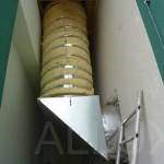 Světlovod ALLUX 850 Plus - hala Slavkov u Brna