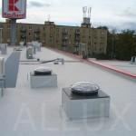 světlovody ALLUX 550 - Kaufland Praha