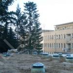 nemocnice Olomouc - světlovody ALLUX 550 Flexi