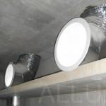 světlovody ALLUX 550 - osvětlení podzemí