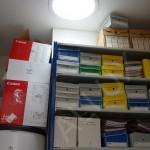 stropní difuzér světlovodu ALLUX 550 Plus