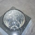 světlovod ALLUX 550 Plus - pevný zrcadlový tubus
