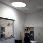 Světlovod ALLUX 850 Plus - kancelář Praha 10