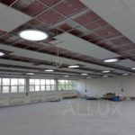 světlovody ALLUX 850 Plus - Střední odborné učiliště stavební Plzeň